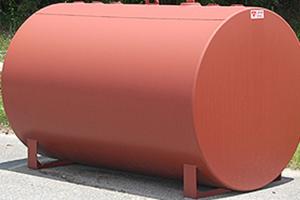 Fuel tanks Morgan Oil Company
