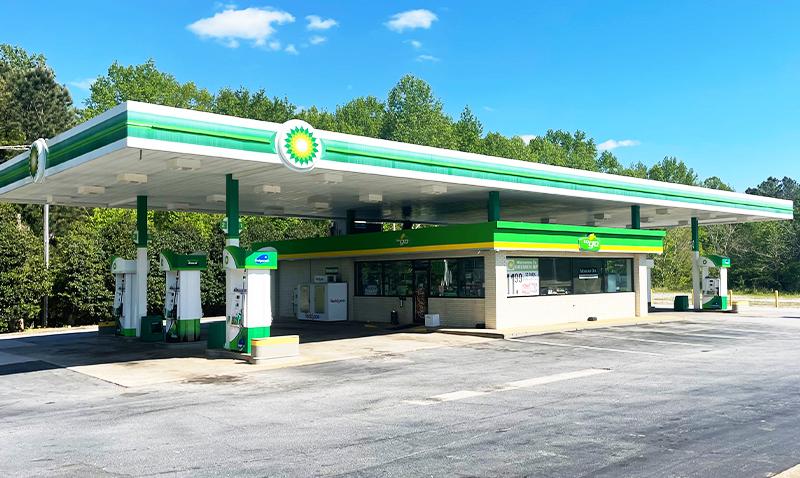Bremen BP Convenience Store Morgan Oil Company