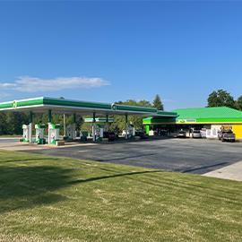 Convenience Store Morgan Oil Company