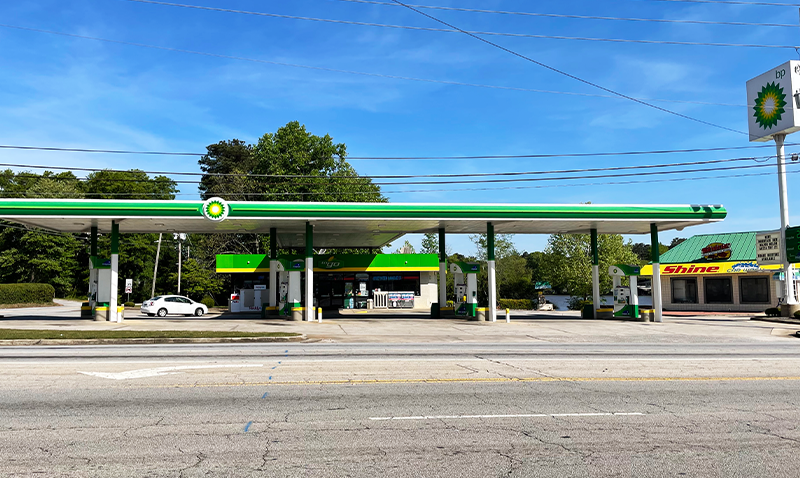 Lakeview BP Convenience Store Morgan Oil Company