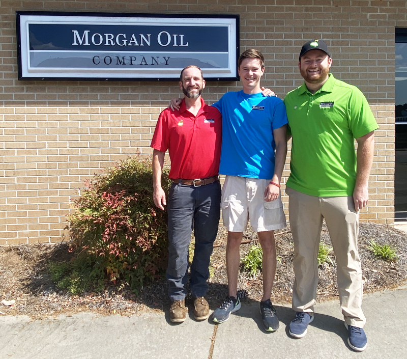 Morgan Oil About Us