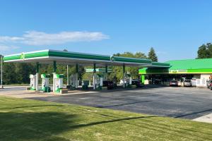Southside BP Convenience Store Morgan Oil Company